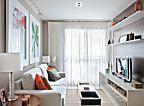 Apartamento de 60 m² com ideias na medida do conforto | Casa