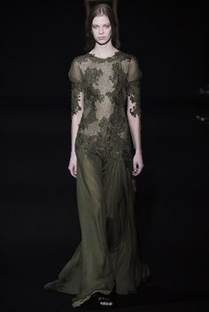Alberta Ferretti MFW autumn-winter 2014/2015