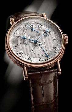 The Watch Quote: The Breguet Classique Chronométrie 7727 watch - 10 Hz watch - Where amazing inventions meet traditional skills