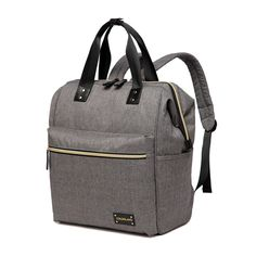 Stylish and Practical nappy bag which can be carried as back pack or carry all. Check out the link to see our affordable range of baby bags online. Hurry!!!