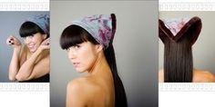 Knitted Hats, Band, Fashion, Moda, Sash, La Mode, Knit Caps, Bands, Fasion