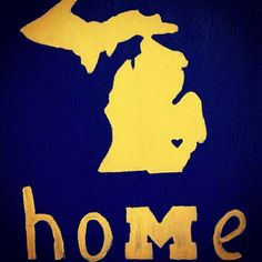 Welcome hoMe, Wolverines!