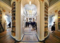 #bibliotecaspordentro Biblioteca en Weimar