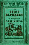 The comic alphabet - Cruikshank - 1847