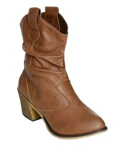 Short Slouch Boot | Shop Shoes at Wet Seal