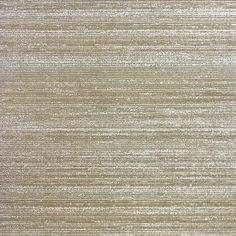 Silk Plain Wallpaper Taupe wallpaper with horizontally printed silk slub in mica to form textured appearance.