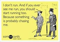 You don't need to be the fastest in this situation - just not the slowest.