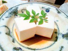 Very unique tofu restaurant in Tokyo