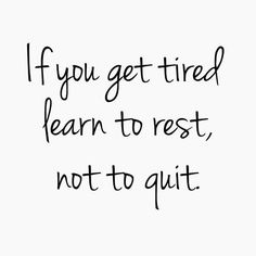 It's okay to take a break!!  #workoutquote FOLLOW ME for daily motivation!!