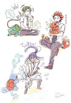 Rainbow Light, Ensemble Stars, Akatsuki, Your Smile, Fan Art, Comics, Cute, Anime, Twitter