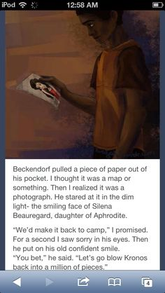 Oh my feels! Percy Jackson and Charles Beckendorf Solangelo, Percabeth, Percy Jackson Memes, Percy Jackson Books, Percy Jackson Fandom, Percy And Annabeth, Annabeth Chase, Viria, Team Leo