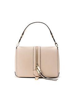 Bag with handle and zip - Elisabetta Franchi