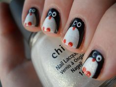 great penguin nails!