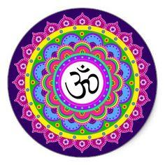 ૐ OM ૐ symbol art