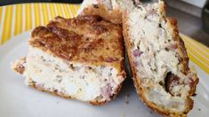 FOTORECEPT: Mäsový syrek Banana Bread, French Toast, Breakfast, Desserts, Food, Morning Coffee, Tailgate Desserts, Deserts, Essen