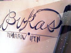 -BUKAS- #typhography by aurableed.deviantart.com on @deviantART