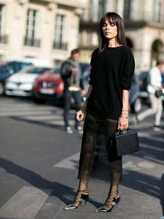 Moda: Transparência. Descubra como aderir a trend!