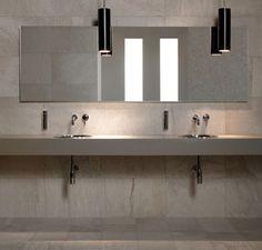Unicom Starker tile composition - bathroom