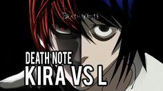 Death Note | L VS KIRA | - Kronno Zomber & Fer Vboy (Videoclip Oficial)