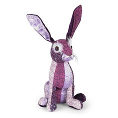 Patchwork Hare Doorstop NEW 2017 - DSPCH02A