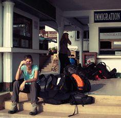 Diario de viaje 2 – Entrada a Laos por Huay Xai