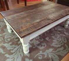 Products Reclaimed Wood Coffee Table