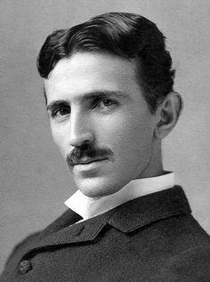Nikola Tesla - The Yearly Project - An electrifying man