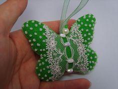 inserzione di Etsy su https://www.etsy.com/it/listing/161363317/feltro-farfalla-verde-appendere