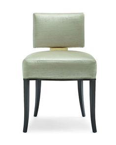 Stanley Dining Side Chair by caracole at Horchow.