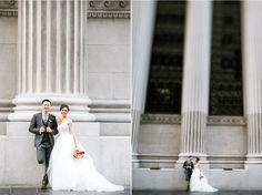 San Francisco Wedding Photography: City View Metreon – Jenny + Ansony