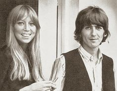 Meet the Beatles for Real: Pattie and George