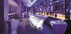 OZONE: The Ritz-Carlton, Hong Kong - Loftily perched on the 118th floor, OZONE enjoys the singular status of being the highest bar in the world. The