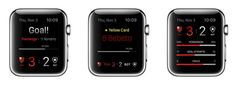 1 | How Your Favorite Apps Will Look On The Apple Watch | Co.Design | business + design