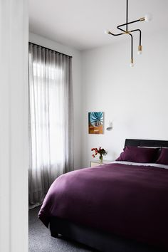 Interior Architecture, Comforters, Home And Family, Bedrooms, Blanket, Studio, Luxury, Palette, Furniture