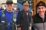 Three killed, 9 injured from Thin Line Law Enforcement Motorcycle Club – thanks to a drunk driver Thin Line, Thin Blue Lines, Police News, Homicide Detective, Action News, Violent Crime, Fallen Heroes, Motorcycle Clubs, Old Boys