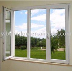 60 series upvc windows, opening inside windows $35~$120