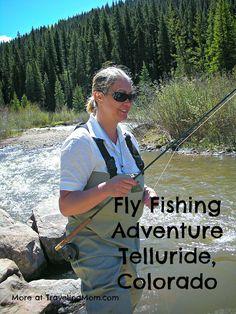 on Fly Fishing Adventure in Telluride Colorado Fly fishing Telluride Colorado-PinterstFly fishing Telluride Colorado-Pinterst Family Vacation Destinations, Vacation Deals, Colorado Springs Camping, Fly Fishing Colorado, Alaska Fishing, Salmon Fishing, Walleye Fishing, Carp Fishing, Ice Fishing