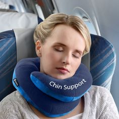 Want to make your plane flight or a long bus journey a bit more comfortable? Enter the wonderful world of travel pillows.