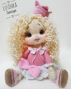 Free Amigurumi Crochet Doll Pattern and Design ideas – Page 8 of 37 – Daily Crochet! Free Amigurumi Crochet Doll Pattern and Design ideas – Page 8 of 37 – Daily Crochet!Free cute amigurumi patterns 25 amazing crochet ideas for beginners to make ea Crochet Dolls Free Patterns, Crochet Doll Pattern, Doll Patterns, Pattern Ideas, Crochet Patterns Amigurumi, Amigurumi Doll, Crochet Toys, Doll Tutorial, Little Doll