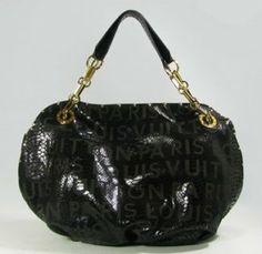 ❤……  Super Louis Vuitton Whisper Snake Tattoo Shoppingbag Black 95522 #Louis #Vuitton #Handbags #Black $332 ,の♪♫ Ready To Own It~! →❤♥……