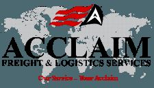 Acclaim Freight & Logistics Services