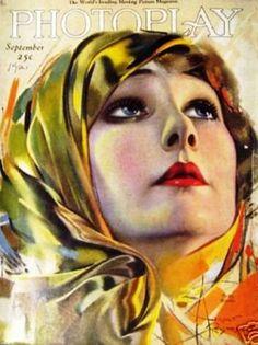 Betty Blythe - Sept. 1921