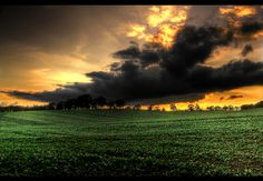 Another Hertfordshire Stormy Sunset | Flickr - Photo Sharing!