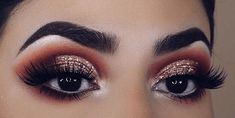 +22 Smart Glam Makeup Idea for Fall 2018 Christmas is such an exceptional event, so you will need to look great. One of the ways that you can energize your search for the happy season is with cosmetics. With cosmetics, you can make a wide range of looks from Christmassy and enjoyable to classy and sparkly. To give