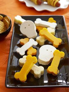 Easy Halloween Party Foods - No-Cook Halloween Party Treats - Good Housekeeping