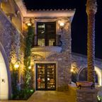 A Tuscan Villa 1 - Mediterranean - Exterior - orange county - by South Coast Architects, Inc.