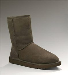 UGG Short Classic 5825 Chocolate Boots  $98.00 - Love Ugg Boots