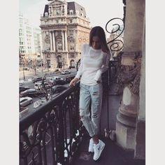 trotsko_masha's Instagram posts   Pinsta.me - Instagram Online Viewer Masha Trotsko, Chic Outfits, Summer Outfits, Dream City, All About Fashion, Womens Fashion, Fashion Trends, Celebs, Street Style