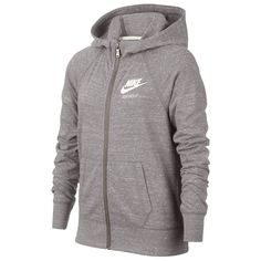 a9a15028f814 Girls 7-16 Nike Vintage Zip-Up Hoodie