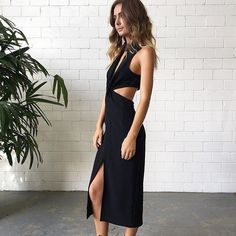 How SEXY is the NEW @becandbridge 'Phoenix' Plunge Dress this won't last! Shop in store & online at Lookbook | RG via @spliceboutique  #becandbridge #style #styling #styleblog #lookbookboutique #lookbook #lbd #styleblog #style #styling #newarrivals #littleblackdress #boutiques #regram #ootd #ootn #instore #outfit #ontrend